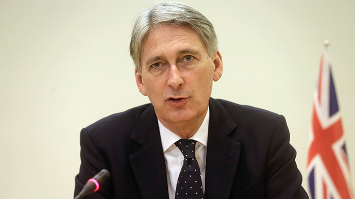Russia is not a threat to Britain's security, Philip Hammond is wrong