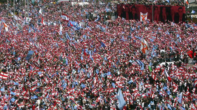 Ten years on, Lebanon's 'Cedar Revolution'