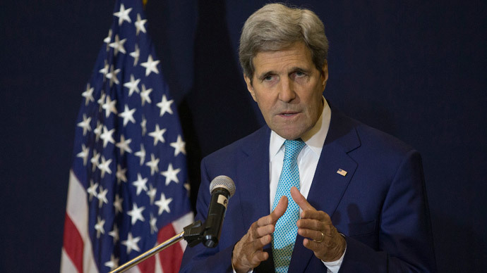 'Kerry, Obama not ready to send envoys for talks with Assad'