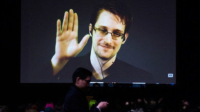 Former U.S. National Security Agency contractor Edward Snowden.(Reuters / Mark Blinch )