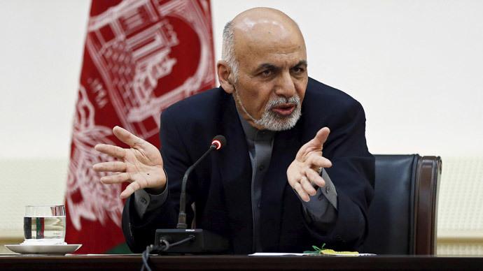 Afghan president Ashraf Ghani.(Reuters / Omar Sobhani)