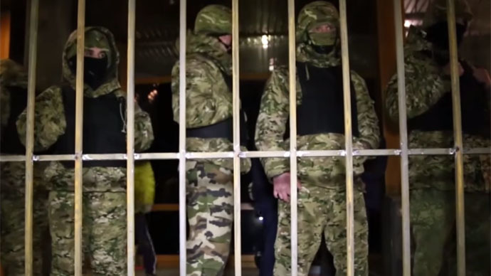 Private army in Kiev: Why oil stand-off in Ukraine shows oligarchs won Maidan revolution