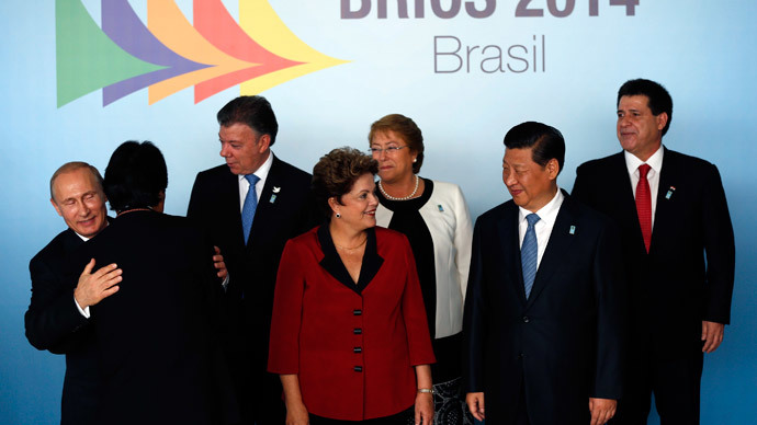 ​New realities: Parliamentary BRICS
