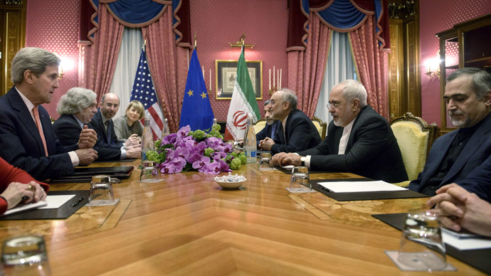Iran nuclear deal: 'Stakes are too high for US'