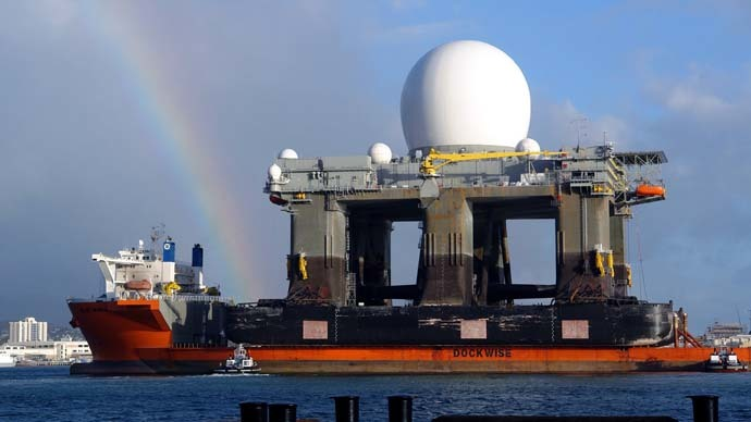 Politics And Defense Budget >> US SBX radar 'white elephant, useless project' — RT Op-Edge
