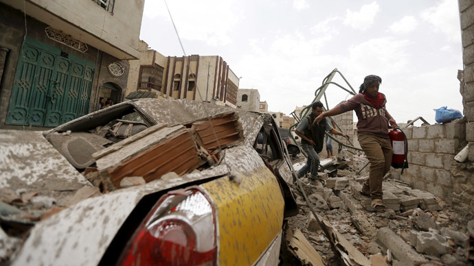 Bomb Iran? Not now: bomb Yemen