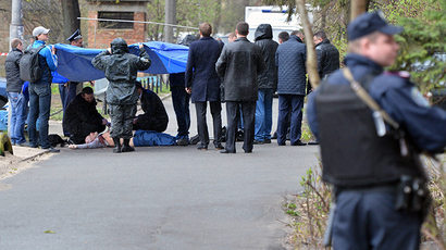  Journalists' killings: Western media blind spot on what's happening in Kiev