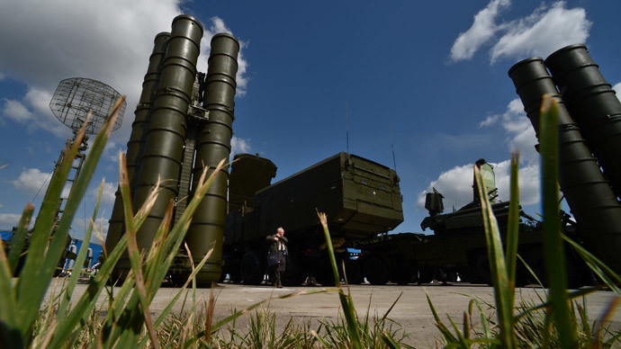 Russia's bilateral ties with Iran: S-300 issue