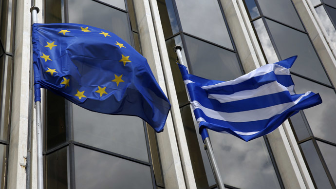'Default would be best scenario for Greece'