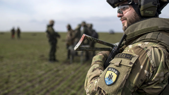 'Canadian troops in Ukraine could help train far-right extremists'