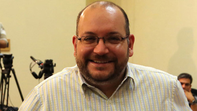 Jason Rezaian (AFP Photo / Str)