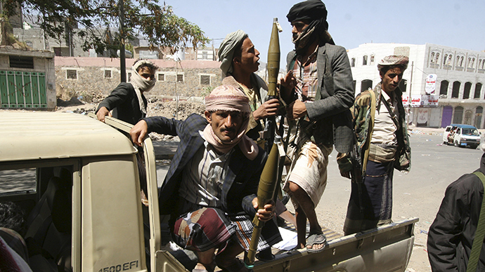 Saudi's support of tribesmen 'dangerous, illegal and immoral escalation of Yemeni conflict'