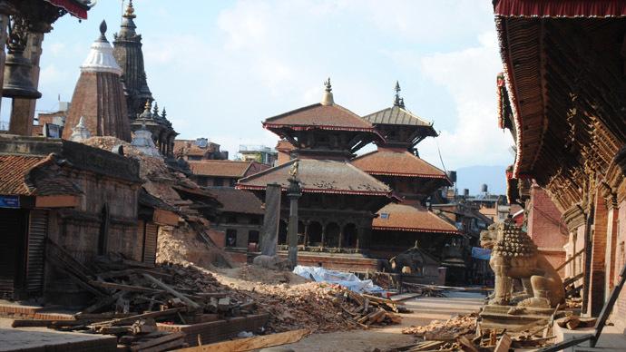 Patan Durbar Square (Photo by Shiwani Neupane)