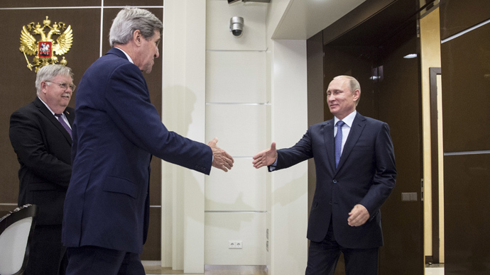 ​Kerry in Sochi: Ukraine's 15 minutes of fame is probably over
