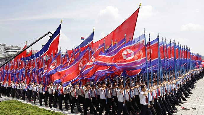 'A lot of money rides on constant promotion of North Korean threat'