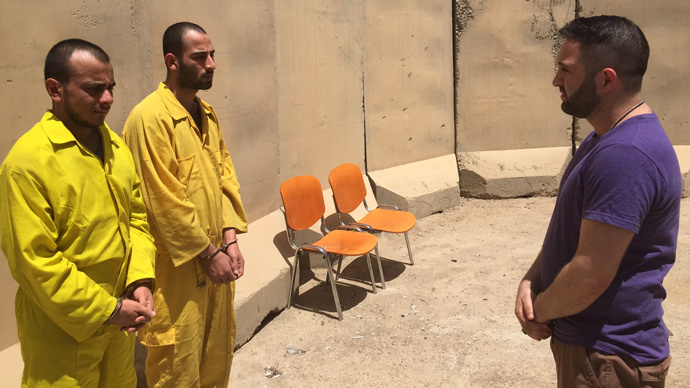 Iraq Diary, Day 3: Face to face with ISIS