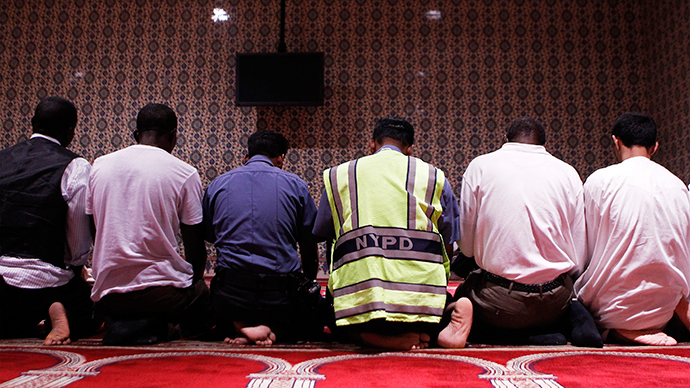 'Double standards between Christians and Muslims'