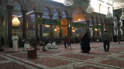 Iraq Diary, Day 7: The threat to Karbala and the plight of Iraq's IDPs