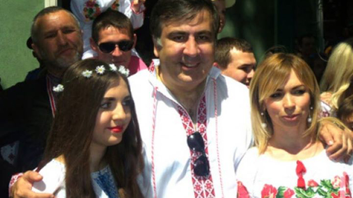 'If the US hadn't sponsored him, Saakashvili would be on Washington's wanted list'