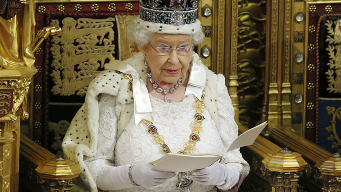 ​Bizarre spectacle of Queen's speech reflects broken system & out of touch government