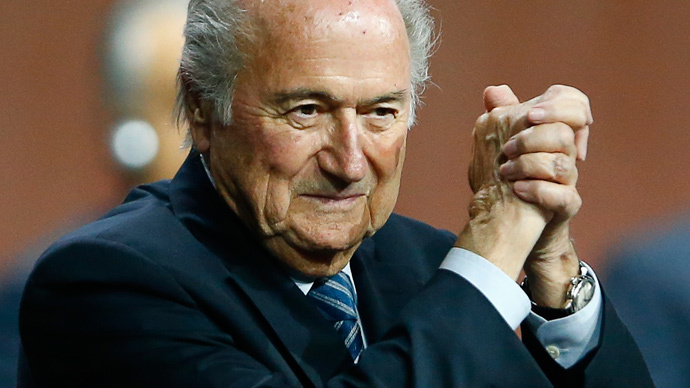 Sepp Blatter's re-election is victory for democracy