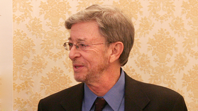 New York University Professor of Russian and Slavic Studies Stephen Cohen (AFP Photo / Dmitry Kostyukov)