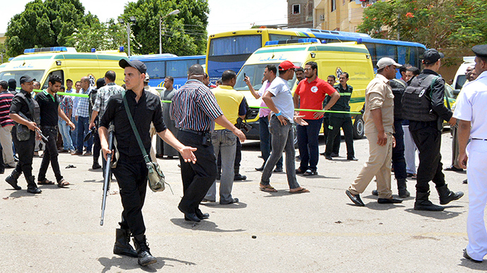 ​Luxor terror attack: 'Change in IS strategy- soft target course'