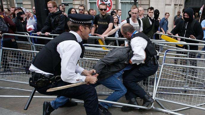 Police brutality UK-style: The tragic case of Kingsley Burrell