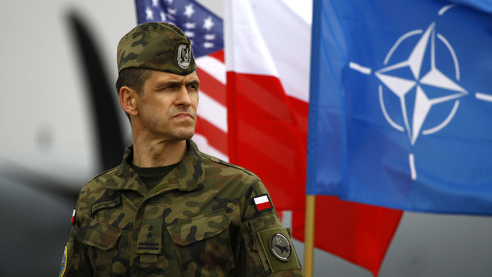 NATO vs Russia: 'US tries to create enemy out of nothing'