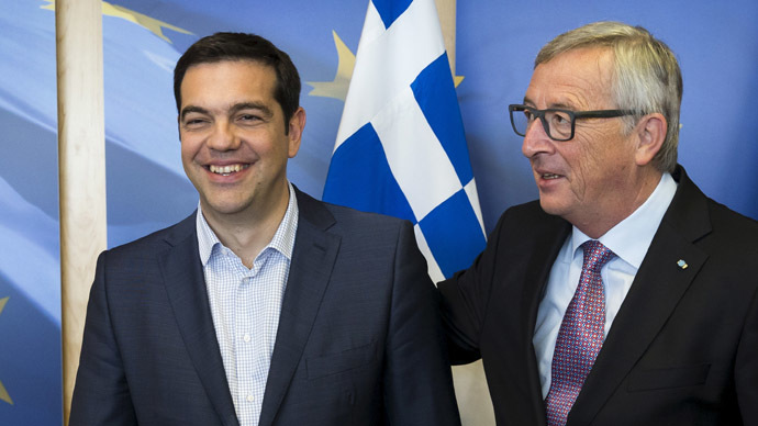 'Greece trying to negotiate from position of both weakness and strength'