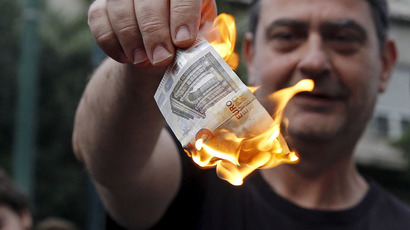 'Grexit would trigger liquidity crisis worse than 2008'