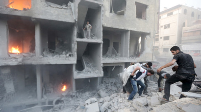 Reuters / Bassam Khabieh