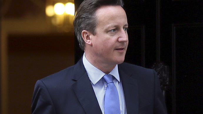'Cameron incapable of responding to terrorist threat in real way'