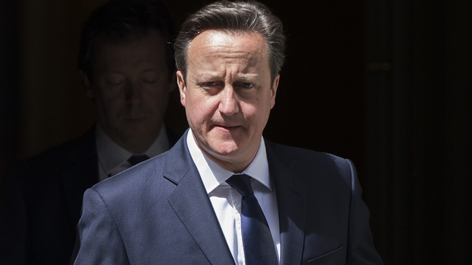 The extremism of David Cameron