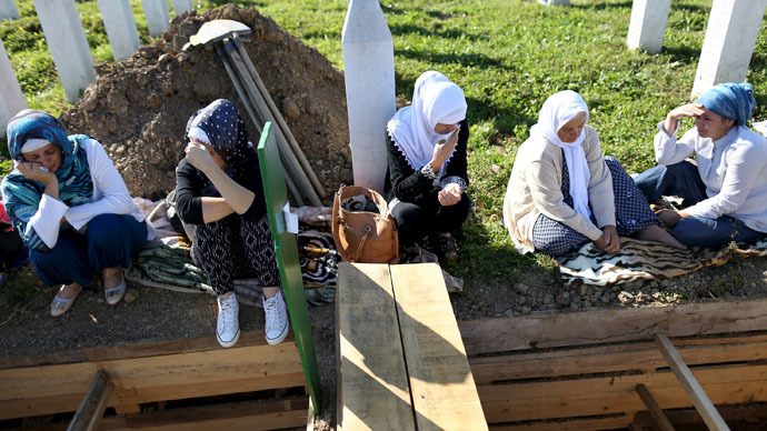 ​Srebrenica: A tragedy against peace and reconciliation