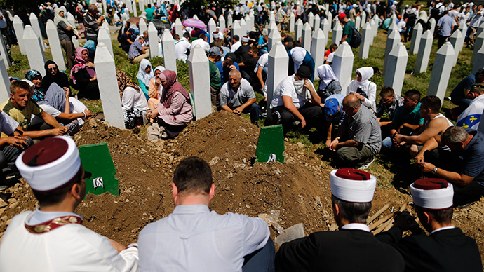 How Srebrenica tragedy became excuse for atrocities around the world