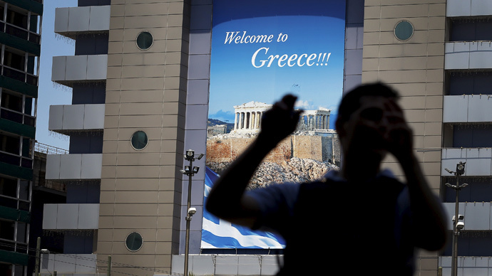 Greece crisis proves EU a 'brutal tyranny of blind economic forces'