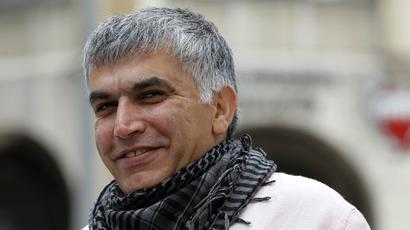 Bahraini human rights activist Nabeel Rajab (Reuters/Hamad Mohammed)
