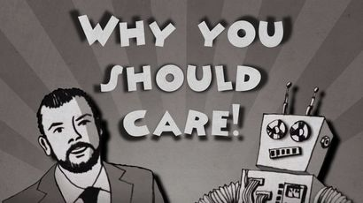 Why you should care!
