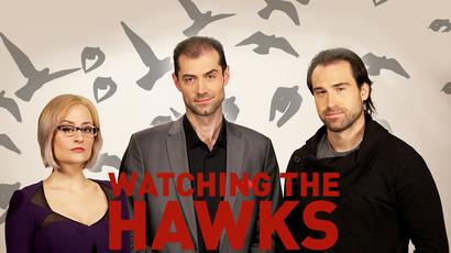 Watching the Hawks