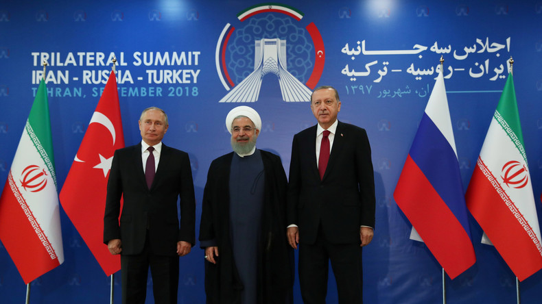 Poutine : la Syrie doit reprendre «le contrôle de la totalité du territoire national»