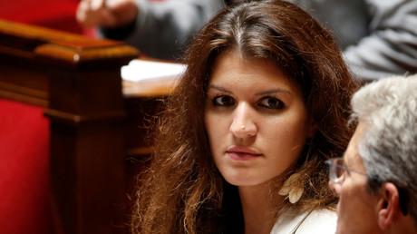 Marlène Schiappa a été indignée par la question posée par Fun radio