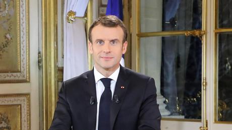 Emmanuel Macron s'adresse à la nation le 10 décembre.