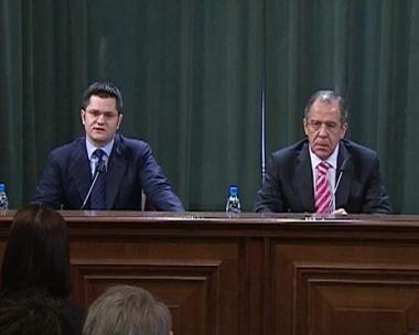 لافروف: موقف روسيا من قضية كوسوفو لم يتغير