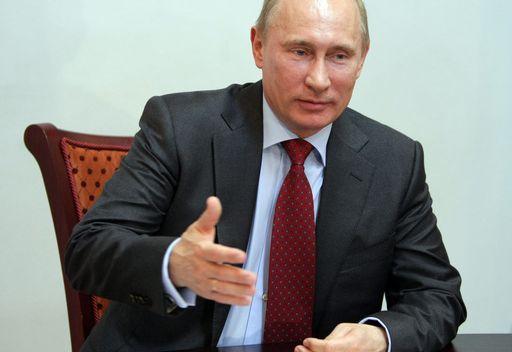 بوتين:على الحكومة أن تعوض بشكل كامل مرحلة الركود