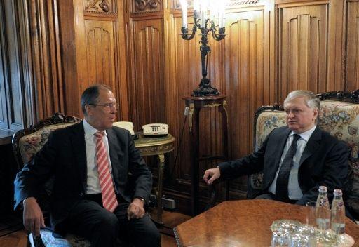 وزير الخارجية الروسي: الرئيس مدفيديف سيتخذ قريبا قرارا حول الخطوات اللاحقة في تسوية قضية قره باغ