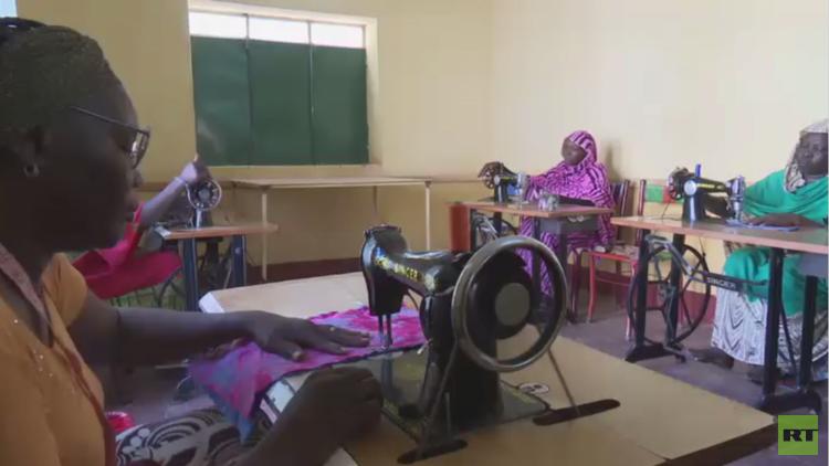 مبادرة لدعم النساء في زمن الحرب