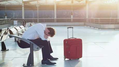 أسوأ شركات الطيران في التأخير في العالم