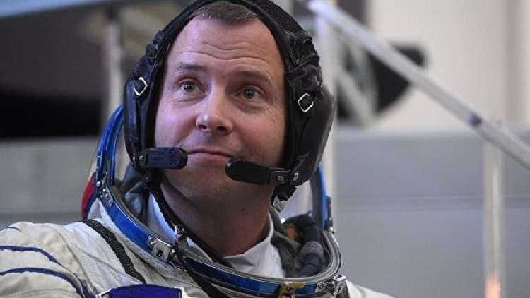 رائد الفضاء الأمريكي هيغ منذهل من مهنية وسرعة تنسيق رجال الإنقاذ الروس