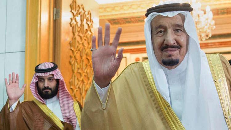 الملك سلمان وولي عهده يعزيان عائلة جمال خاشقجي
